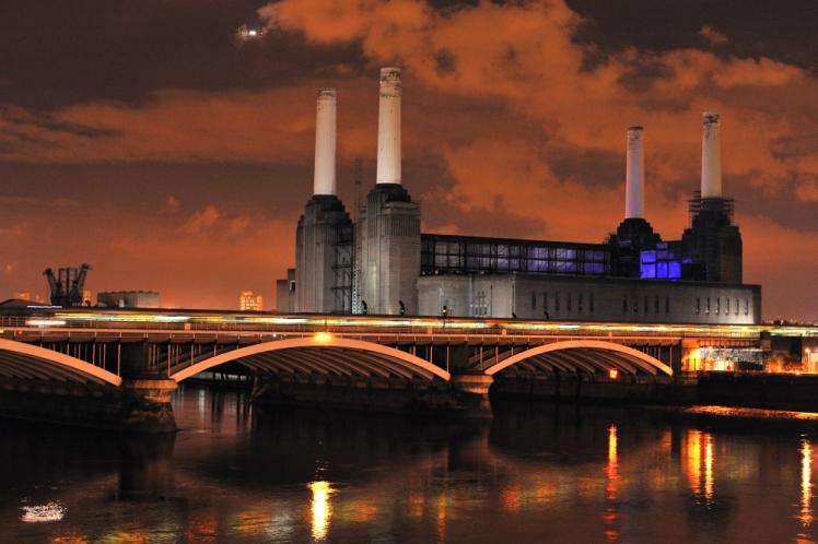 Majestic Power Battersea Station